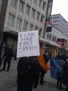 I can haz Free Speech?