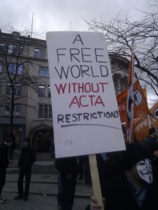 A free world WITHOUT ACTA restrictions!